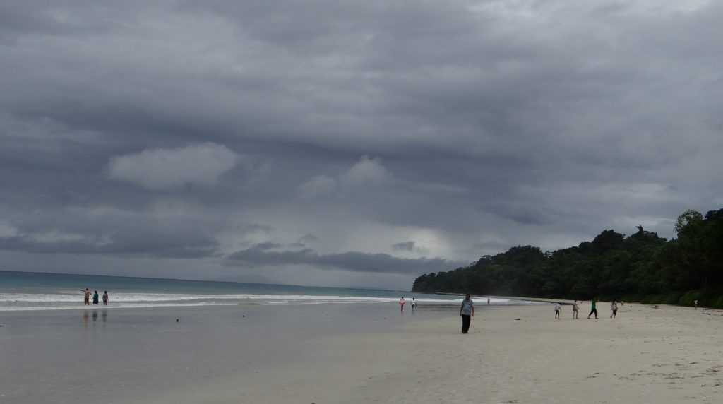 Radha nagar beach
