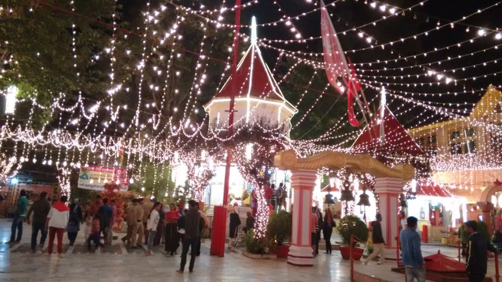 Nanda Ashtami festival