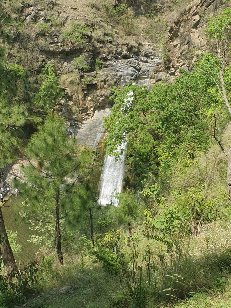 Dhokaney Waterfall