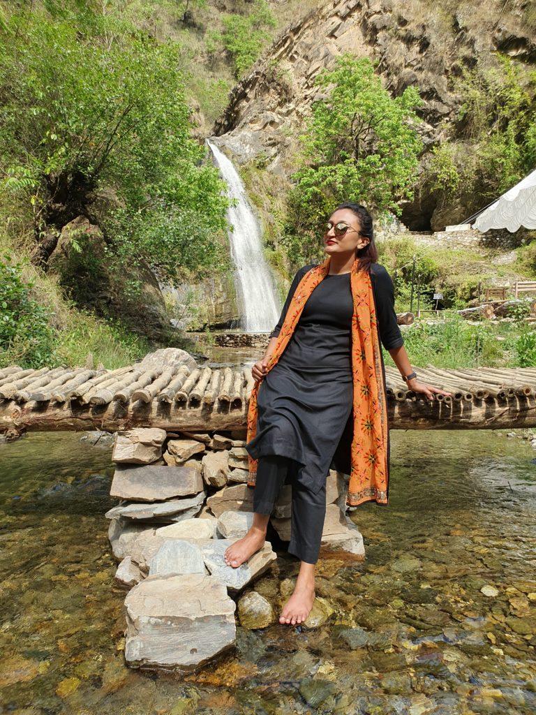 Dhokaney Waterfall